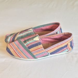 TOMS multi colored and fun!